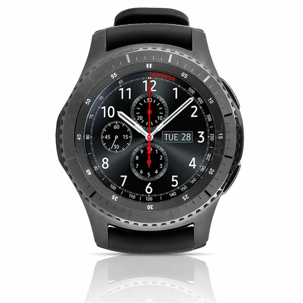 Samsung Gear S3 Frontier Smartwatch 46mm In 2020 Samsung Gear S3 Frontier Smart Watch Gear S3 Frontier