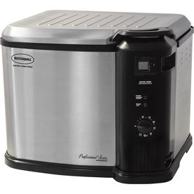 Butterball 11 Quart Deep Fryer Use To Cook Multiple Things Including Up To Indoor Turkey Fryer Best Turkey Fryer Butterball Electric Turkey Fryer