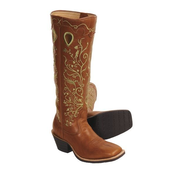 Twisted X Boots Buckaroo Cowboy Boots CWS Toe (For Women