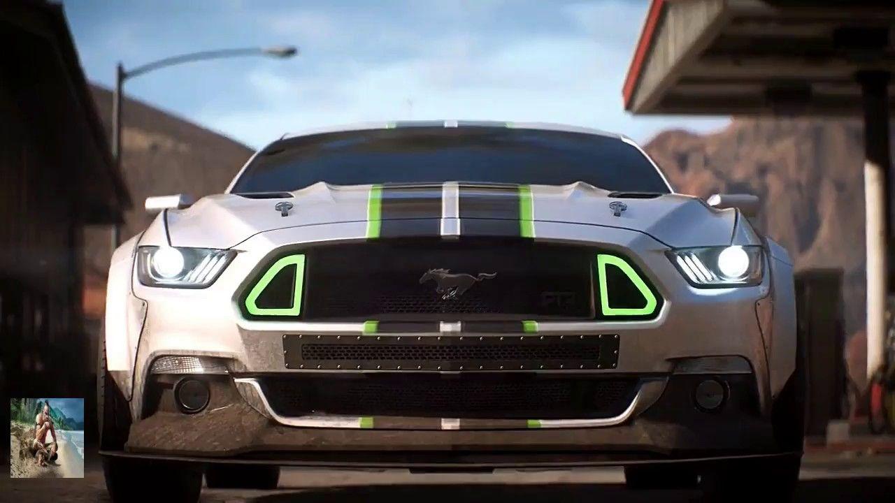 تختيم لعبة Need For Speed Payback الحلقة الثانية Ford Mustang Coches Bmw Coches De Ensueno