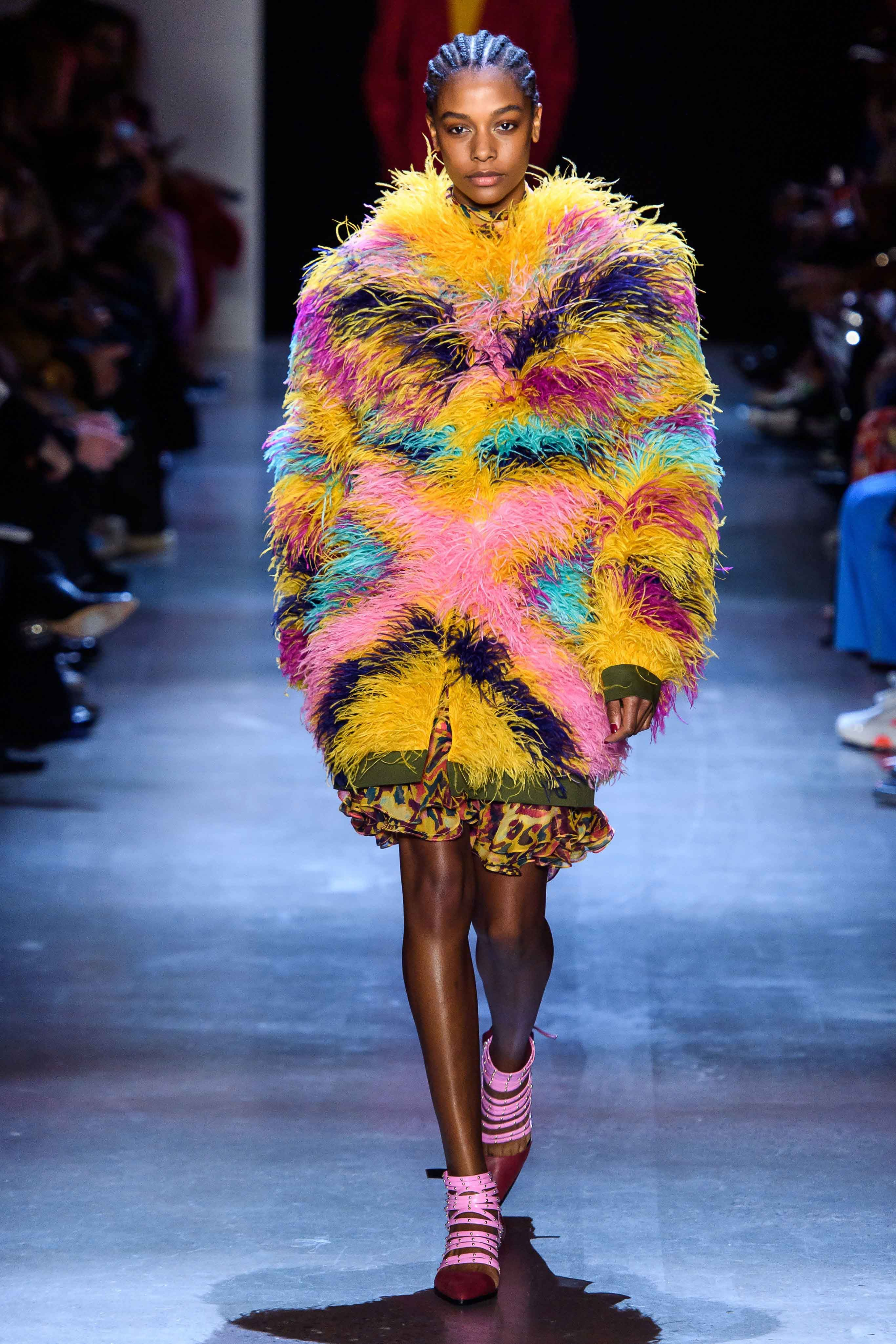 Fall Winter 2019 2020 Trends Fashion Week Coverage New