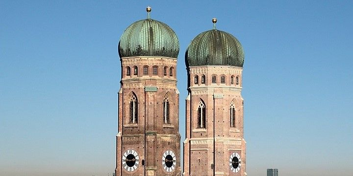Cathedral of Our Dear Lady, Munich, Southern Germany, Germany, Europe