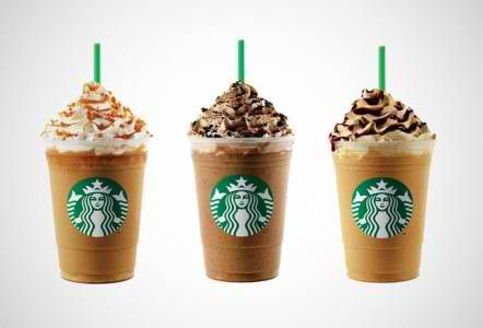 14 28 Oct 2016 Starbucks Frappuccino Blended Beverage Buy 1 Free 1 Promotion Summer Drink Menu Starbucks Diy Starbucks