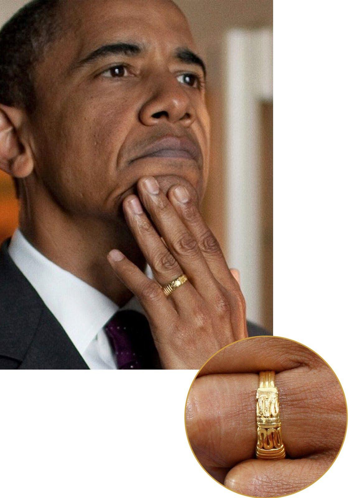 Barack Obama S Gold Wedding Band Coloredgems Blogspot Com Pray For America Obama Profession Of Faith