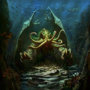 Tales of Cthulhu   Gravedigger's Local 16