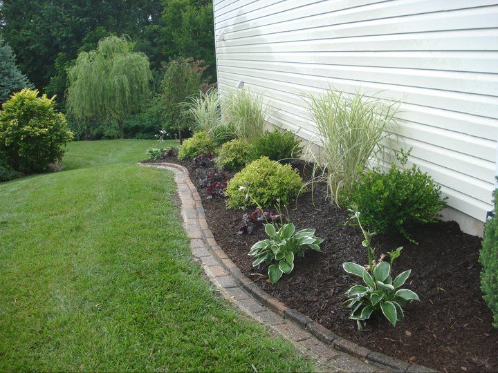Side Yard Landscaping O 39 Fallon Mo How Does My Garden