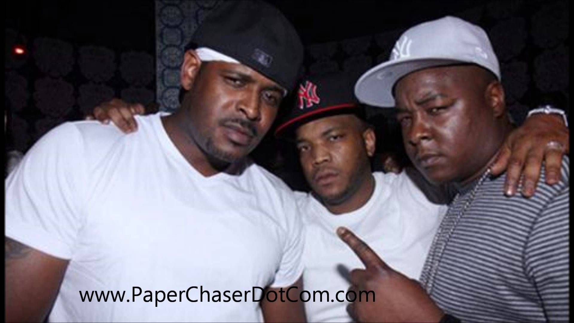 NEW>>The Lox Ft  Chris Brown - Sweet Serenade (Freestyle