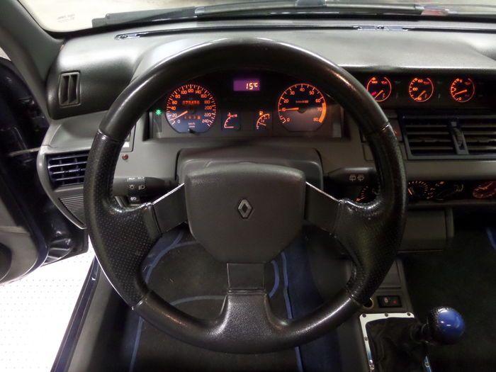 Renault Clio 2 0 16v Williams 2 1995 Mi Interes Clio