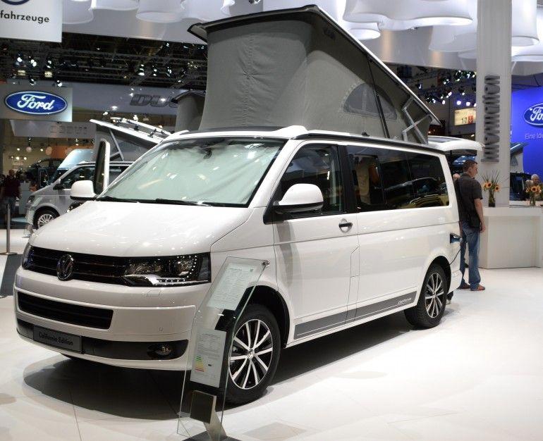 The California Beach Edition VW Van