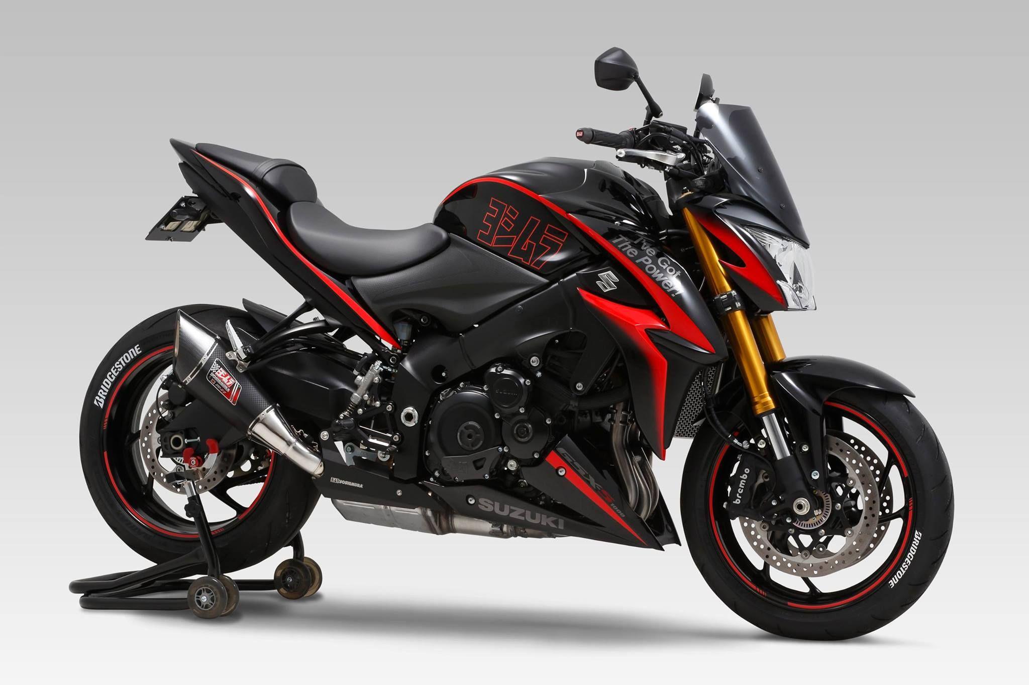 Suzuki GSX-S 1000 Yoshimura | Motorcycles