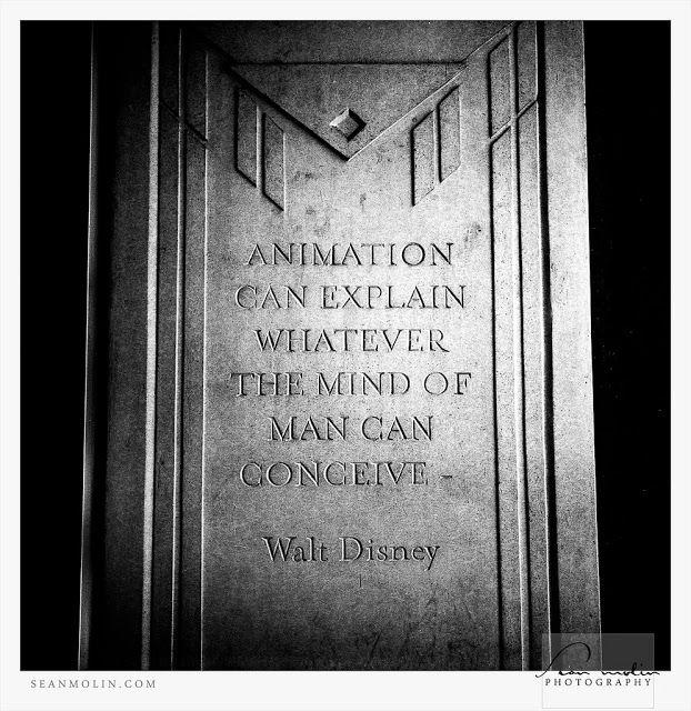 Walt Disney Stock Quote Walt Disney Quote Exploring Disneyland  Pinterest  Walt Disney