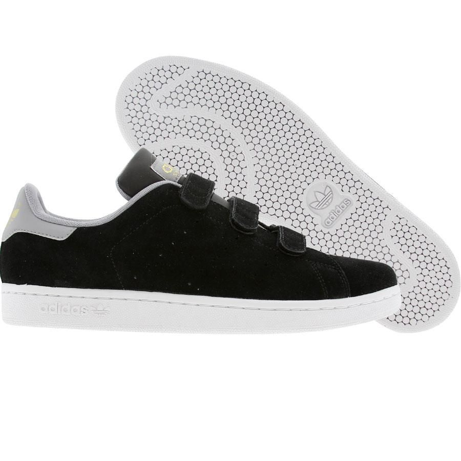 Adidas Stan Smith 2 CMF (black1 / aluminum / metal gold ...