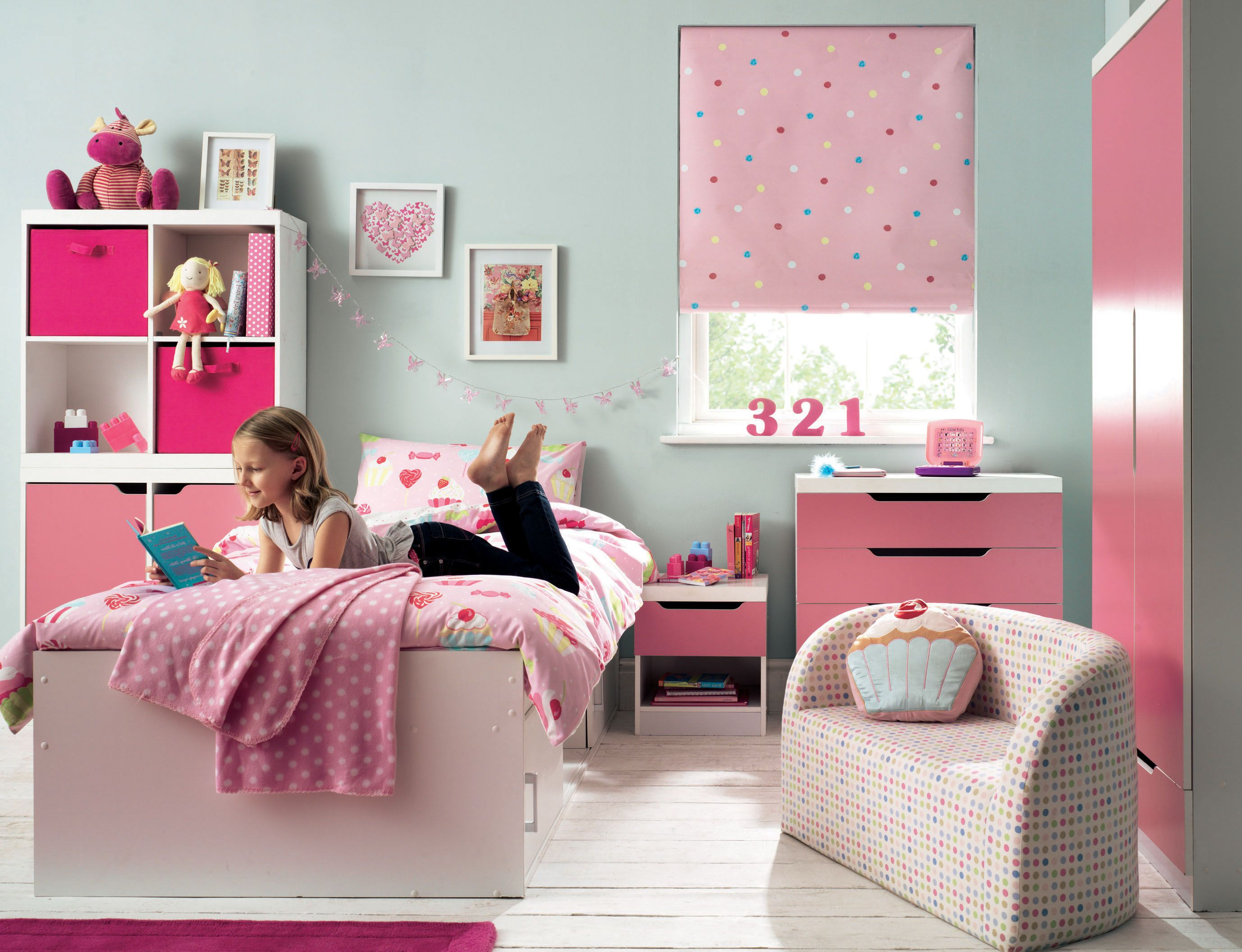 Pretty Rooms For Girl