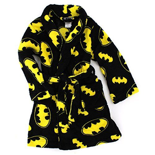 Spiderman Personalised /& Applique Super Soft Fleece Dressing Gown//Bathrobe