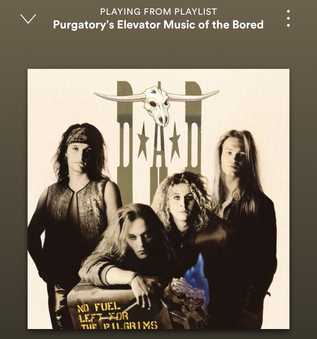 """Check out """"Purgatory's Elevator Music of the Bored,"""" an"""