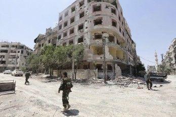 Conflicto Sirio Ha Matado A 191,369 Personas, Según La ONU