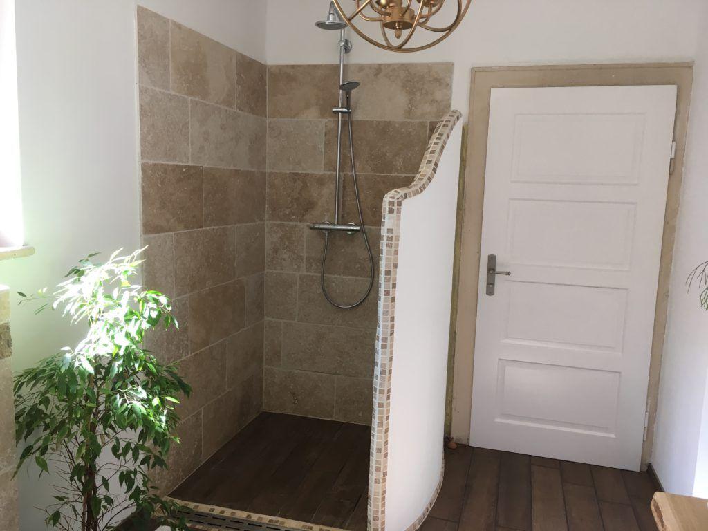 Badezimmer ideen keine badewanne mediterranes badezimmer mit freistehender badewanne  bad