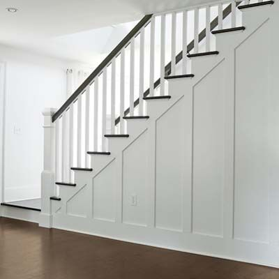 Before And After Cape Cod Staircase Remodel Stair Remodel Staircase Design