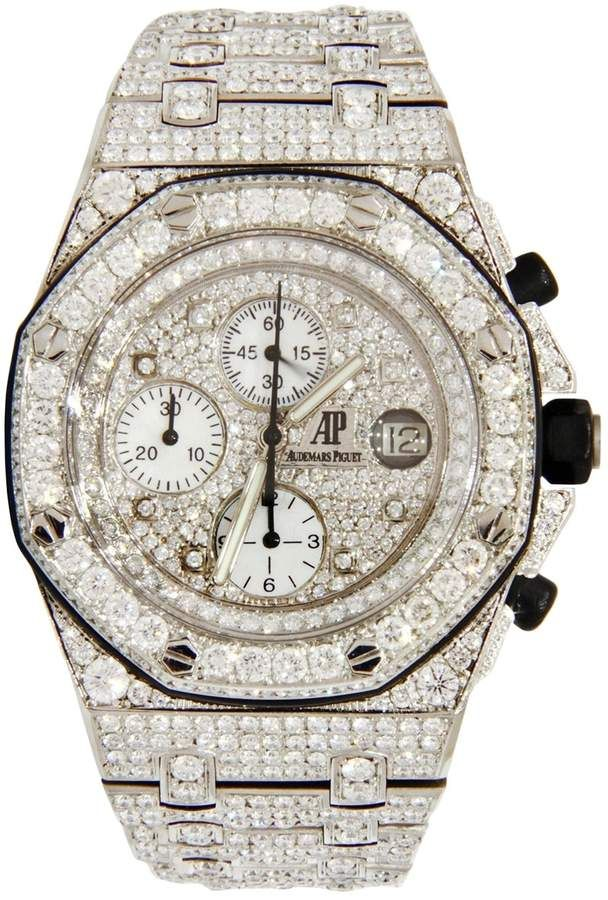 e22669bbe88 Royal Oak Offshore watch | DIAMONDS & PEARLS | Audemars piguet ...