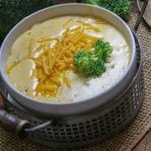 The BEST Keto Broccoli Cheese Soup  Keto friendly #crockpotgumbo