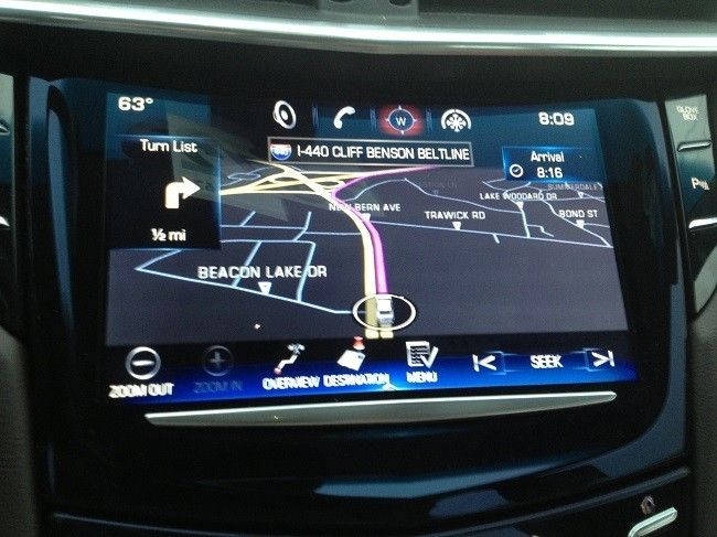 Pin by Car Nav Reviews on Cadillac | Cadillac, Cadillac xts