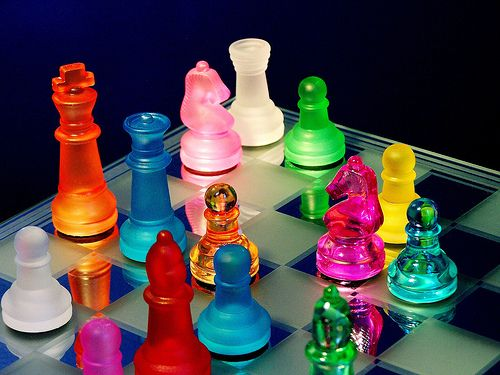 Chessboard Layout | The Picasso's of Chess Boards: 10 of The
