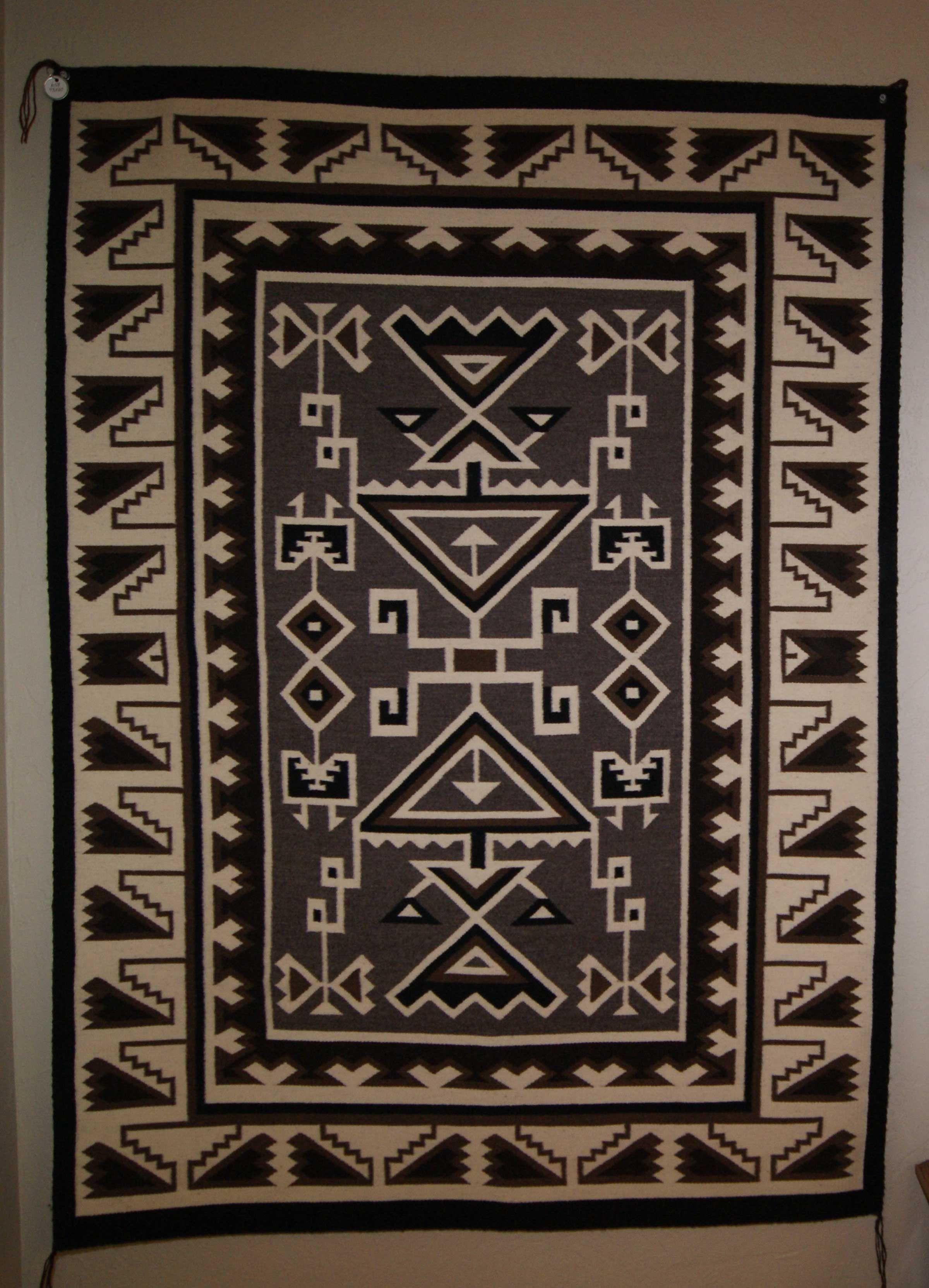 navajo rug designs two grey hills. Two Grey Hills Navajo Rug Designs G