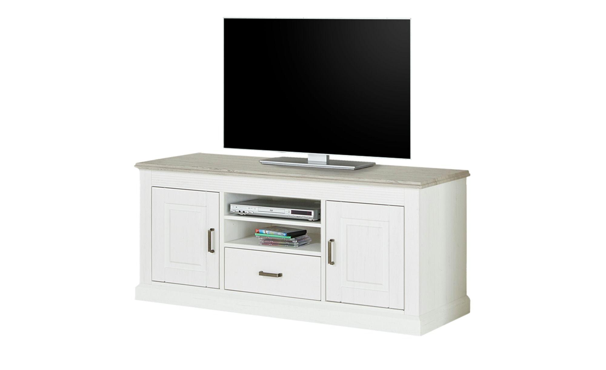 Uno Tv Lowboard Peru Weiss Masse Cm B 150 H 65 T 52 Tv
