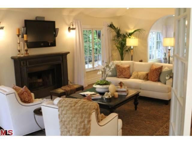 1627 N Orange Grove Ave Los Angeles CA 90046 Lounge DecorHollywood HomesApt IdeasHome IdeasLiving Room