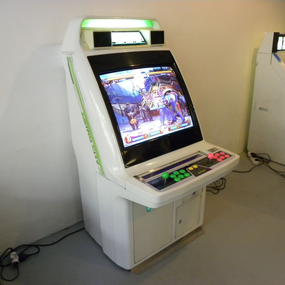 Favorit Borne d'arcade Astro City | Stuff to Buy | Pinterest | Arcade BW13