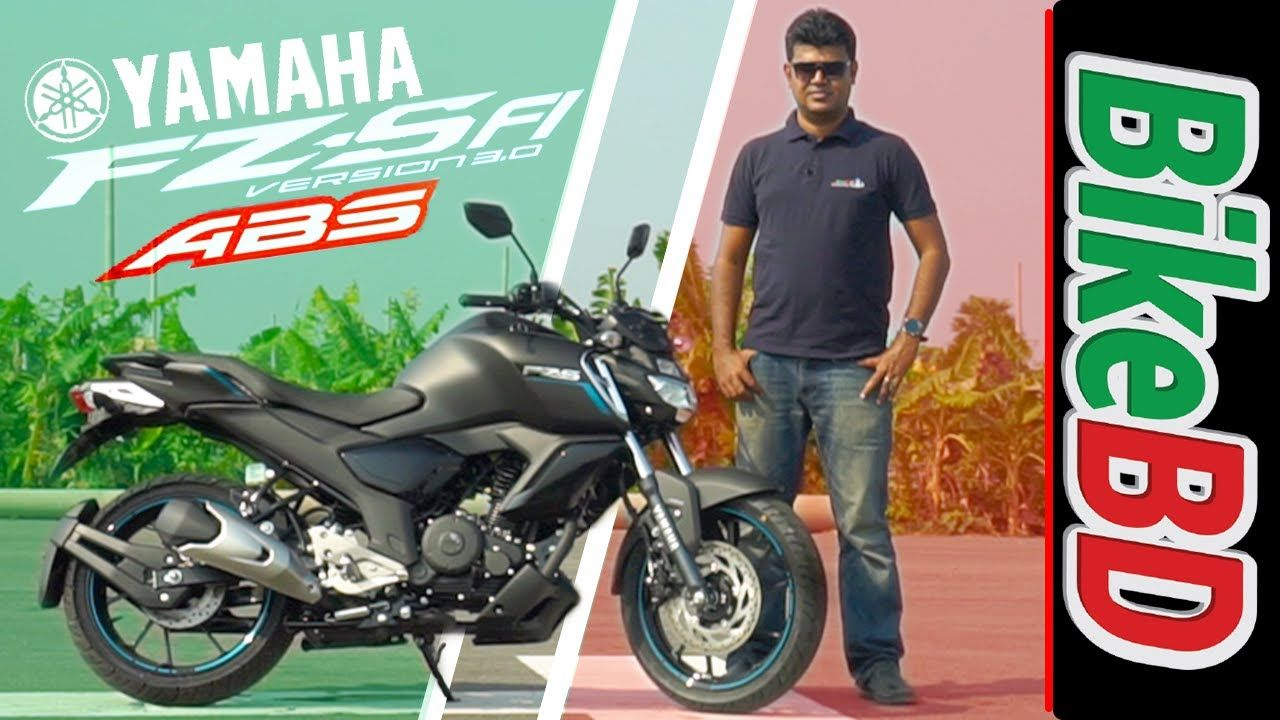 Yamaha Fzs V3 First Impression Review Yamaha Fzs V3 In