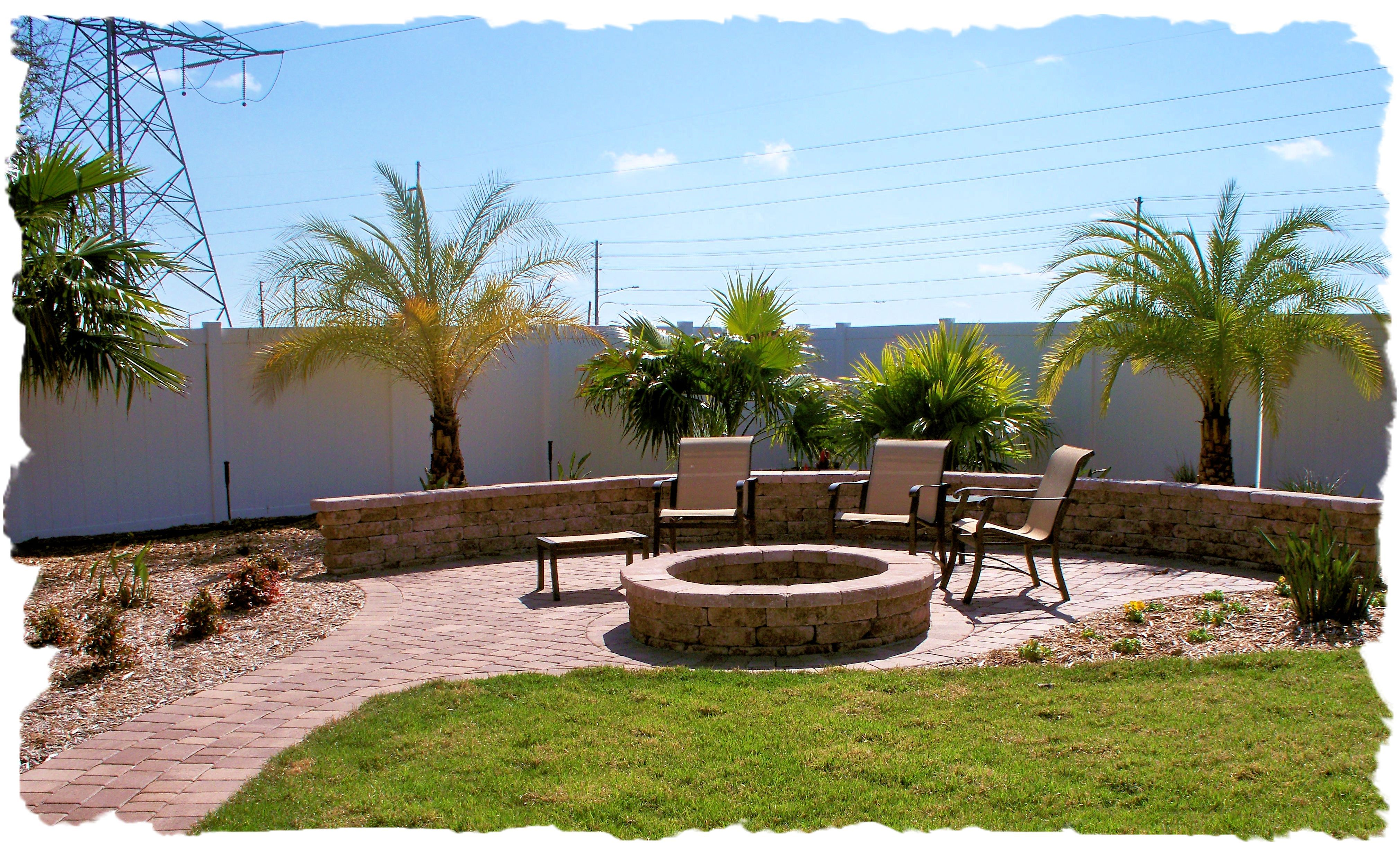 Fire pit | Backyard fire, Fire pit backyard, Backyard on For Living Lawrence Fire Pit id=67992