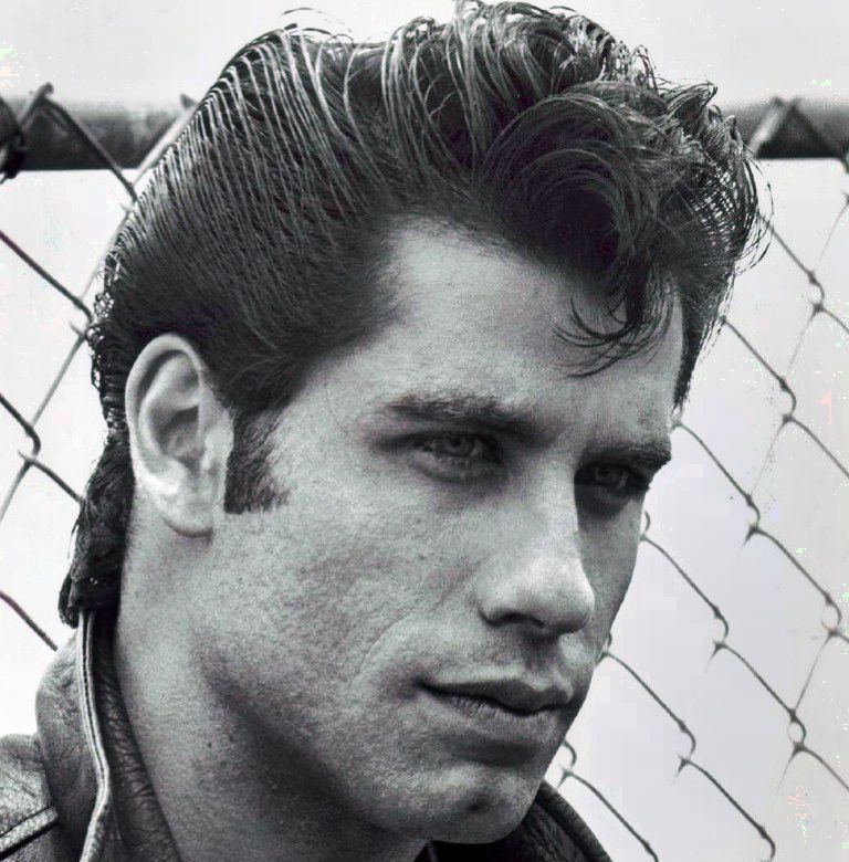 Men Hair Tonic 1950s: 50s Hairstyles For Men. His Signature Look In The Course