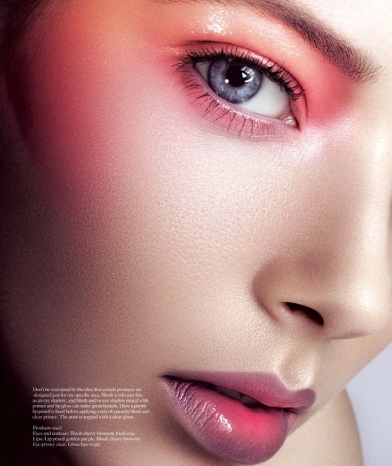 How to apply blush like a pro http://www.thefashionlish.com/2013/10/how-to-apply-blush-like-pro.html