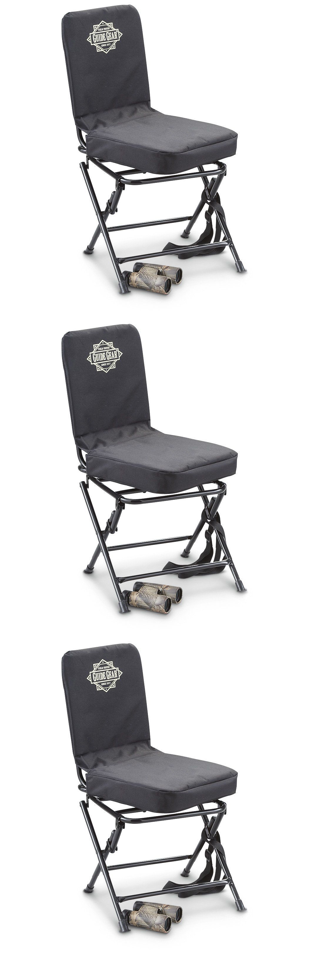 Seats and Chairs Portable Hunting Chair Folding Deer Stool