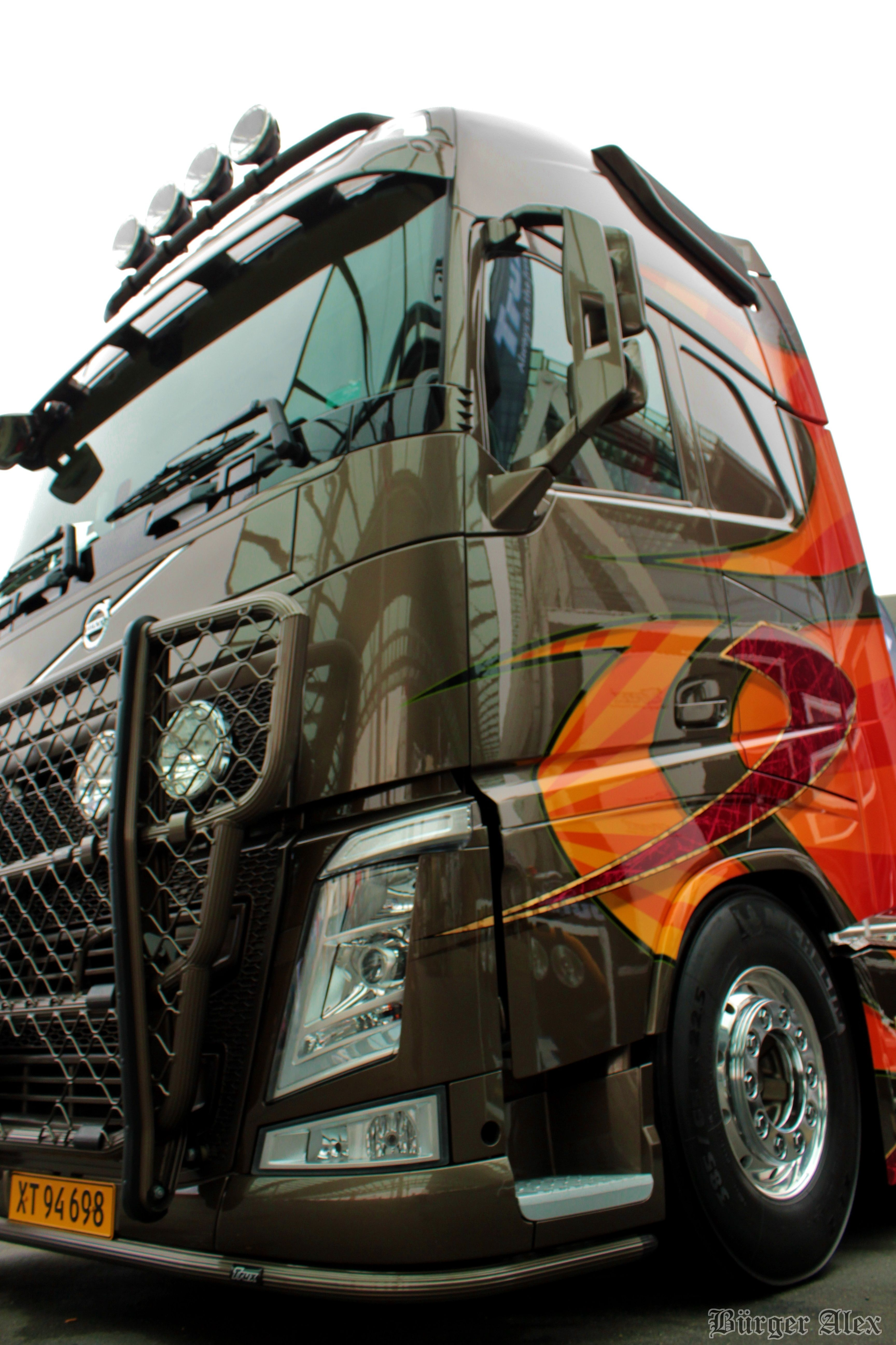 and volvo truck fh pinterest pin trucks