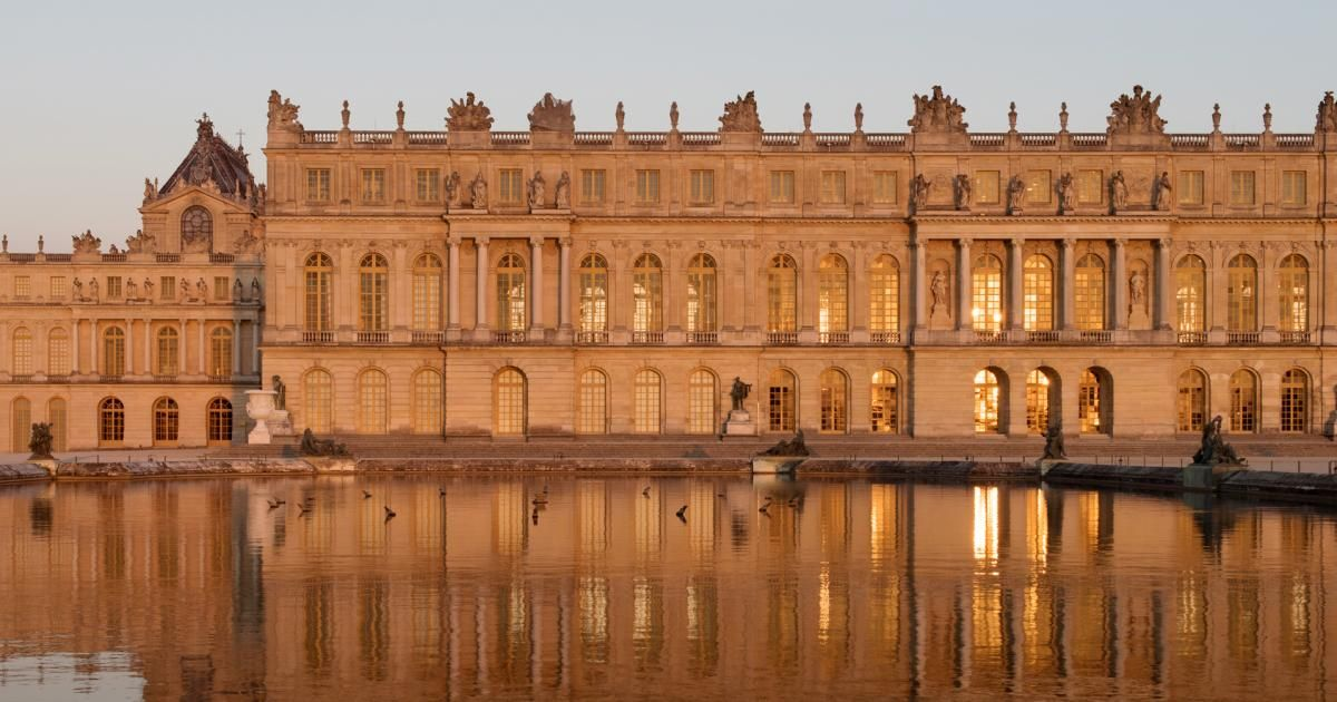 The Palace Louis xiv and Versailles