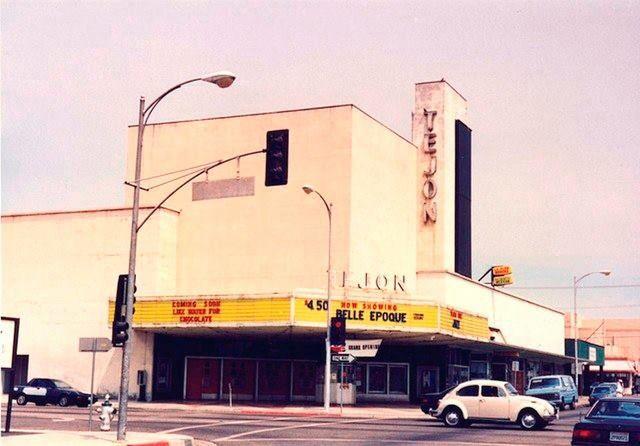 Tejon Theater Bakersfield California Bakersfield In