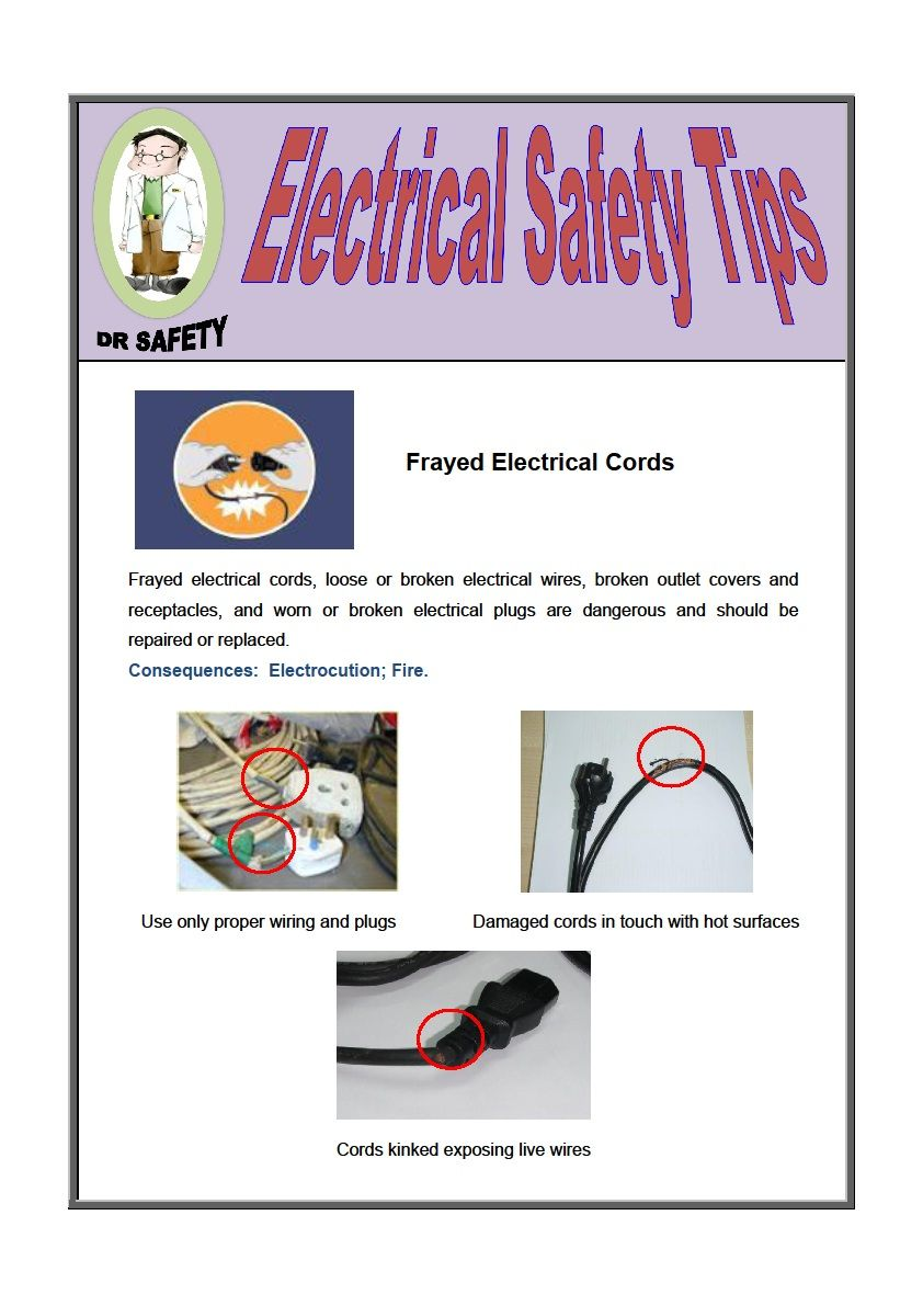 Pin by Roy Dutcher on Electrical Safety Electrical