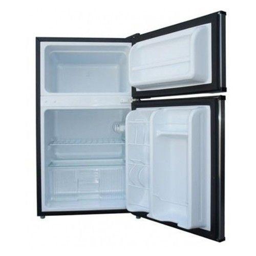 Mini Fridge With Freezer Compact Refrigerator Dorm Beer Wine Bar Office  Small RV Part 43