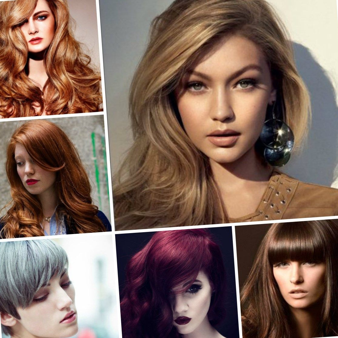 Newest Hair Color Trends 2017 Http New