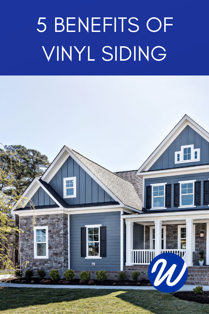 5 Benefits Of Vinyl Siding With Greater Durability And Fewer Maintenance Needs Than Natural Wood Vinyl In 2020 Vinyl Siding Vinyl Exterior Siding Vinyl Siding House