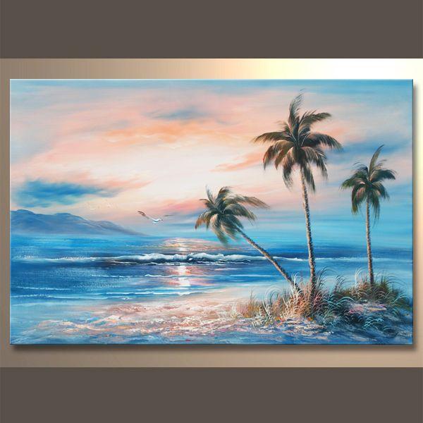 Paisajes Marinos Para Pintar Al Oleo Marinas Art Marine