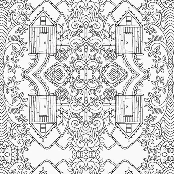 Desenhos Antiestresse Para Imprimir