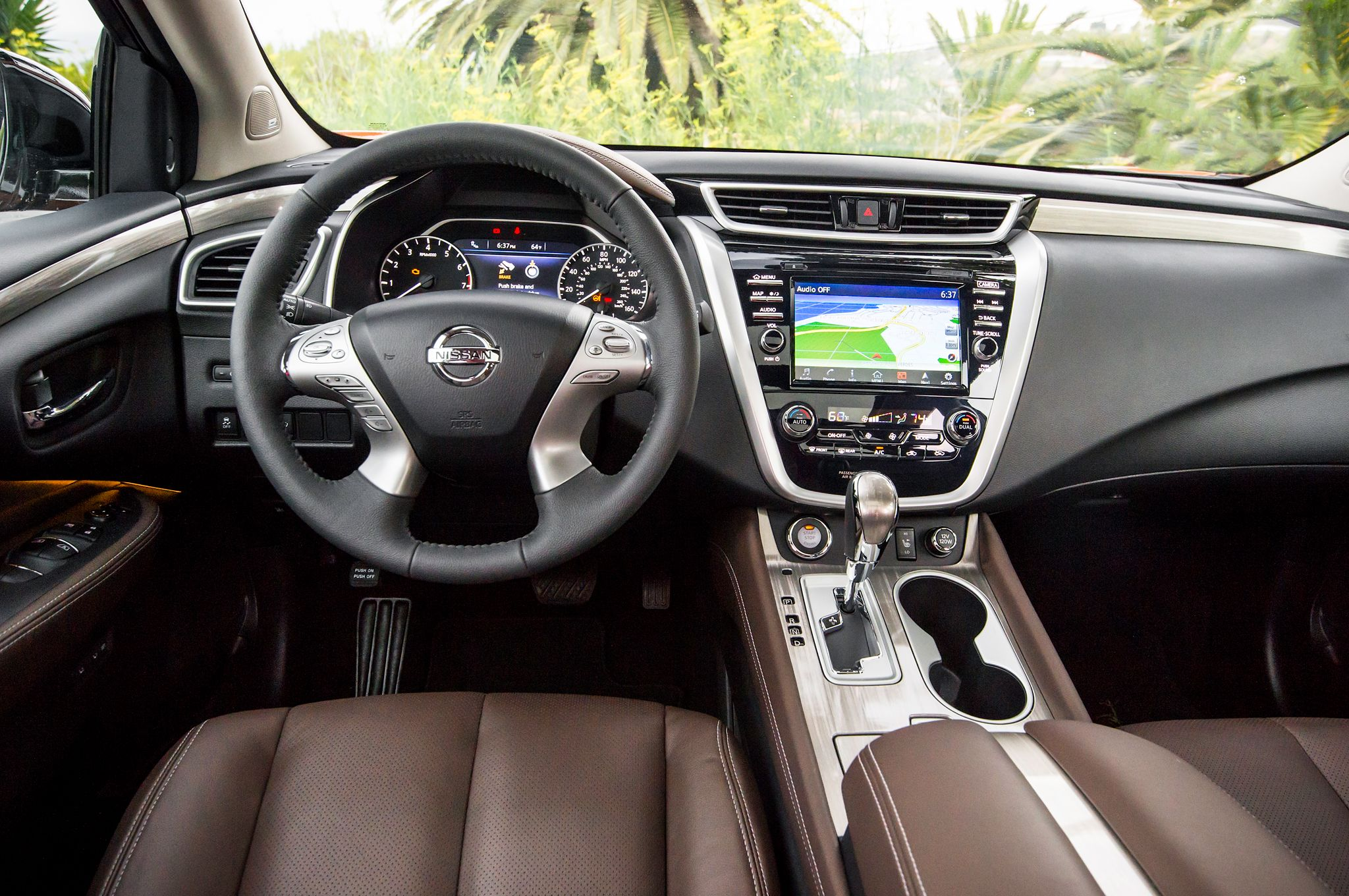 nissan review murano and photos