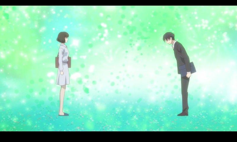 Srta Dojima y el Sr Suzu Dandole la bienvenida a la profesora de koto  espero que sean pareja D Kono Oto Tomare 2nd Season