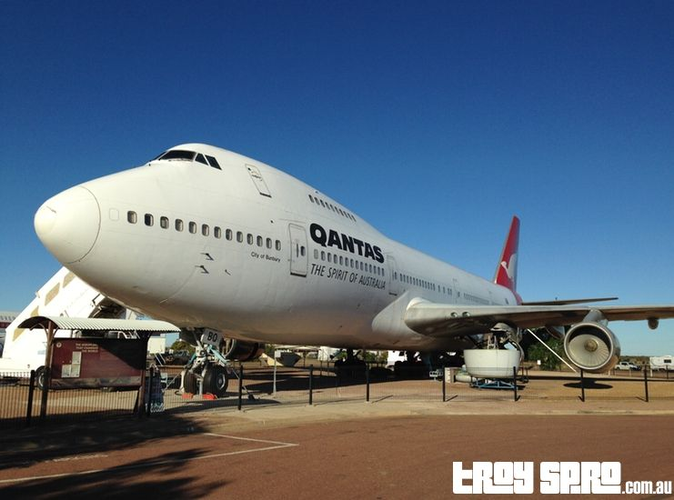 Going throughout the Qantas Founders Museum and doing the Jet Tour was a pretty good way to spend the afternoon, read more about it here.... #travel #ttot #Queensland #thisisqueensland #holiday #planes #aircraft #Qantas