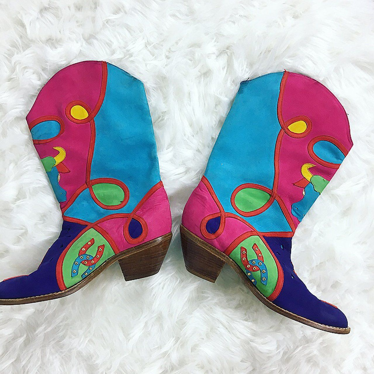 dded8e47637 Listed on Depop by theprairiemisfit | Shoezies | Boots, Cowboy boots ...