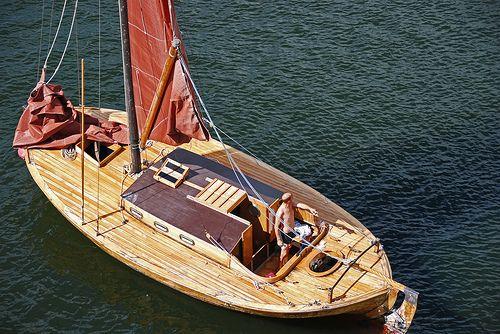 Swedish sloop
