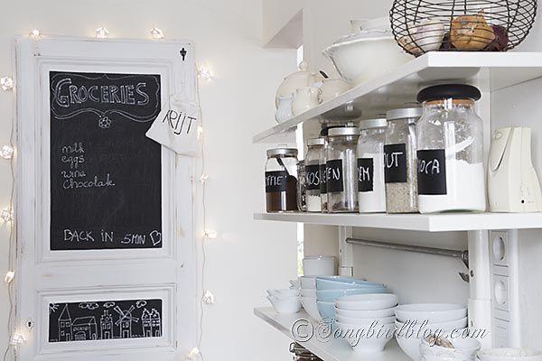 Tafel In Der Küche | Küche | Pinterest | Tafel, Küche und Wohnen